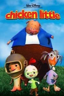 O Galinho Chicken Little - Poster / Capa / Cartaz - Oficial 5