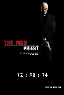 The Mob Priest: Book I (2015) - Poster / Capa / Cartaz - Oficial 1
