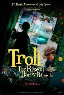 Troll: The Rise of Harry Potter - Poster / Capa / Cartaz - Oficial 1