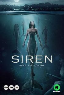 Siren (2ª Temporada) - Poster / Capa / Cartaz - Oficial 1