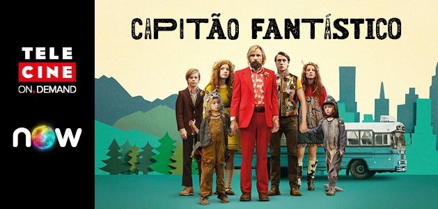 Capitão Fantástico | Assista online o filme que rendeu ao Viggo Mortensen indicação ao Oscar de melhor ator