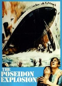 Poseidon - A Explosão - Poster / Capa / Cartaz - Oficial 2