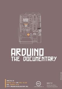 Arduino, O Documentário - Poster / Capa / Cartaz - Oficial 1