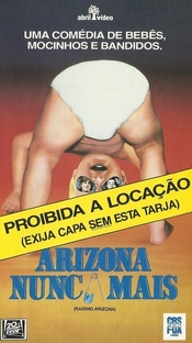 Arizona Nunca Mais - Poster / Capa / Cartaz - Oficial 8