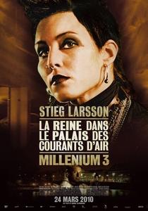 Millennium III - A Rainha do Castelo de Ar - Poster / Capa / Cartaz - Oficial 6