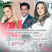 Sueño de Amor - Poster / Capa / Cartaz - Oficial 1
