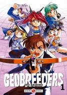 Geobreeders (Geobreeders: File-X Chibi Neko Dakkan)
