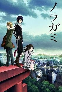 Noragami (1ª Temporada) - Poster / Capa / Cartaz - Oficial 1