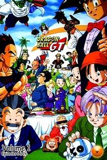 Dragon Ball GT (1ª Temporada) - Poster / Capa / Cartaz - Oficial 13