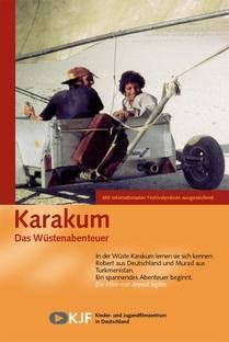 Karakum - Poster / Capa / Cartaz - Oficial 1