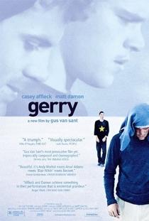 Gerry - Poster / Capa / Cartaz - Oficial 1