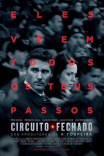 Circuito Fechado - Poster / Capa / Cartaz - Oficial 3