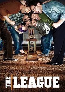 The League (7ª Temporada) - Poster / Capa / Cartaz - Oficial 1
