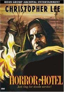 Horror Hotel - Poster / Capa / Cartaz - Oficial 8