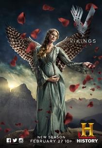 Vikings (2ª Temporada) - Poster / Capa / Cartaz - Oficial 11