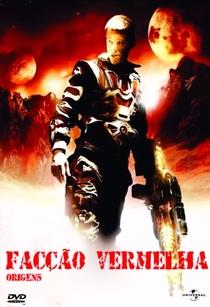 Facção Vermelha: Origens - Poster / Capa / Cartaz - Oficial 3