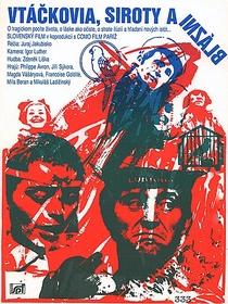 Pássaros, Órfãos e Tolos - Poster / Capa / Cartaz - Oficial 4