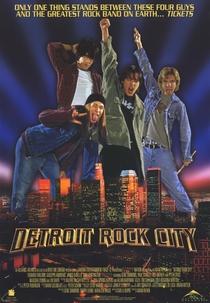 Detroit a Cidade do Rock - Poster / Capa / Cartaz - Oficial 3