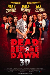 Dead Before Dawn 3D - Poster / Capa / Cartaz - Oficial 1