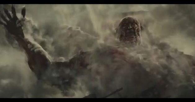 Ataque dos Titãs: veja as primeiras cenas do filme live action