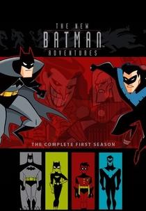 As Novas Aventuras do Batman (2ª temporada) - Poster / Capa / Cartaz - Oficial 2