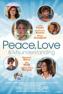 Paz, Amor e Muito Mais - Poster / Capa / Cartaz - Oficial 4