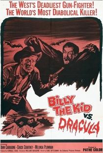 Billy the Kid versus Dracula - Poster / Capa / Cartaz - Oficial 1