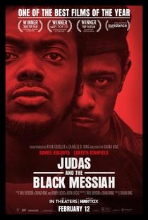 Judas e o Messias Negro - Poster / Capa / Cartaz - Oficial 1