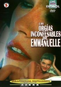Las Orgías Inconfesables de Emmanuelle - Poster / Capa / Cartaz - Oficial 2