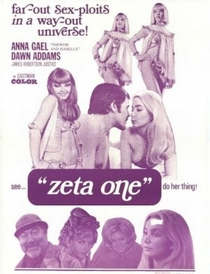 Zeta One - Poster / Capa / Cartaz - Oficial 5