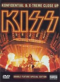 KISS Konfidential & X - Treme Close Up - Poster / Capa / Cartaz - Oficial 1