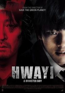 Hwayi: O Garoto Monstro - Poster / Capa / Cartaz - Oficial 3