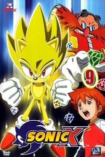 Sonic X (2ª Temporada) - Poster / Capa / Cartaz - Oficial 15