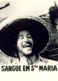Sangue em Santa Maria - Poster / Capa / Cartaz - Oficial 1