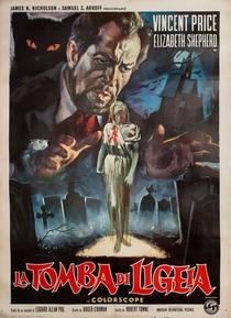 Túmulo Sinistro - Poster / Capa / Cartaz - Oficial 8