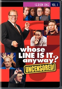 Whose Line Is It Anyway? (1ª Temporada) - Poster / Capa / Cartaz - Oficial 1