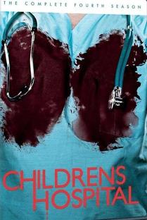 Childrens Hospital (4ª Temporada) - Poster / Capa / Cartaz - Oficial 3