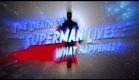"""The Death of Superman Lives: What Happened?"" Teaser Trailer"