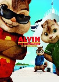 Alvin e os Esquilos 3 - Poster / Capa / Cartaz - Oficial 2