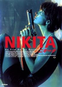 Nikita - Criada para Matar - Poster / Capa / Cartaz - Oficial 6