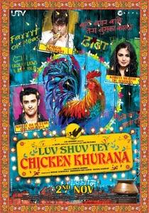 Luv Shuv Tey Chicken Khurana - Poster / Capa / Cartaz - Oficial 2