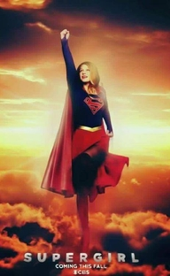 Supergirl (2ª Temporada) - Poster / Capa / Cartaz - Oficial 2
