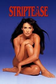Striptease - Poster / Capa / Cartaz - Oficial 3
