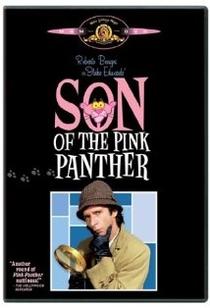 O Filho da Pantera Cor de Rosa - Poster / Capa / Cartaz - Oficial 1