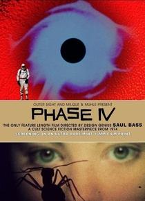 Fase IV - Destruição - Poster / Capa / Cartaz - Oficial 4