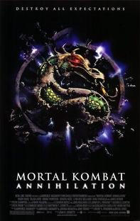 Mortal Kombat 2: A Aniquilação - Poster / Capa / Cartaz - Oficial 3