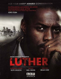 Luther (3ª Temporada) - Poster / Capa / Cartaz - Oficial 5