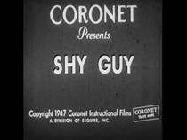 Shy Guy - Poster / Capa / Cartaz - Oficial 1