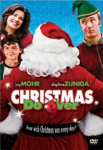 Christmas Do-Over - Poster / Capa / Cartaz - Oficial 1