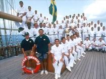 Navio Veleiro Cisne Branco, Uma Embaixada Flutuante - Poster / Capa / Cartaz - Oficial 1